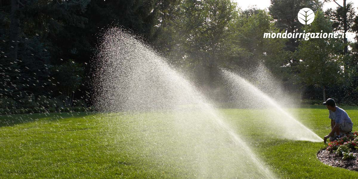 Installer une irrigation automatique
