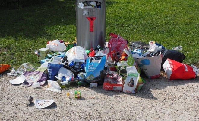 La poubelle coulissante encastrable